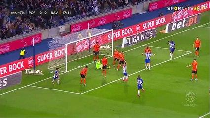 PORTUGAL : PORTO FC VS RIO AVE, MBEMBA MARQUE SON PREMIER BUT EN LIGA NOS | SUIVEZ