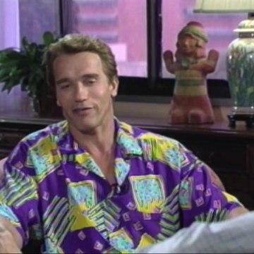 Arnold Schwarzenegger. Wszystko jest możliwe!
