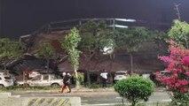 Trung Quốc: Tìm thấy 44/70 người trong vụ sập khách sạn