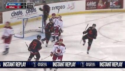 Game Recap - Kansas City Mavericks at Wichita Thunder