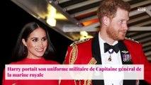 Meghan Markle : le message fort envoyé par sa robe rouge lors d'un concert à Londres