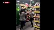 Coronavirus : bagarres dans les supermarchés australiens pour du papier toilette