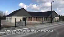 L'espace médical fin prêt à Rosières-près-Troyes