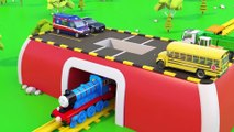 Learn Colors With Animal - Magic Train fot Children