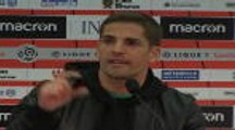 """28e j. - Moreno : """"Je pense qu'on méritait la victoire"""""""