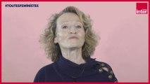 """Annick Cojean : """"J'essaie, le plus possible, de donner la parole aux femmes"""" #ToutesFéministes"""