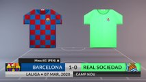 Match Review: Barcelona vs Real Sociedad on 07/03/2020
