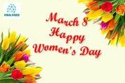 International Women's Day - Happy women's day
