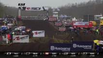 Jago Geerts passes Maxime Renaux - MX2 Race 1 - MXGP of The Netherlands 2020
