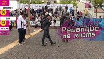 International à pétanque de Ruoms : 64ème DELAHAYE vs DURK