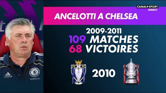 Ancelotti de retour à Stamford Bridge