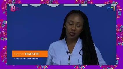 Sayon DIAKITE, Assistante de Planification chez La Nouvelle Chaîne Ivoirienne