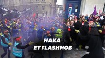 À la marche du 8 mars, les happenings les plus marquants