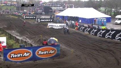 MX2 Race 2 Last Lap  - MXGP of The Netherlands 2020