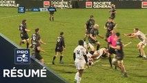 PRO D2 - Résumé Rouen-Mont-de-Marsan: 15-19 - J23 - Saison 2019/2020