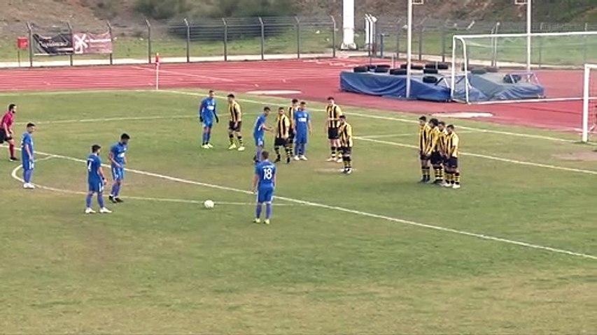 Α.Ο. Υπάτου-ΑΕΚ Τρίπολης 2-1