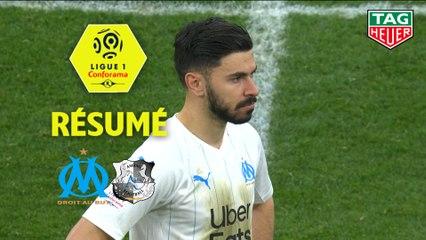Olympique de Marseille - Amiens SC (2-2)  - Résumé - (OM-ASC) / 2019-20