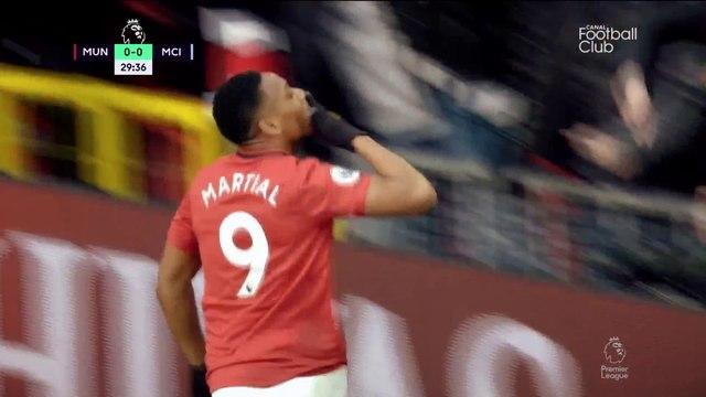 Le résumé de Manchester United / Manchester City
