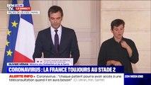 """Coronavirus: Olivier Véran a """"signé un décret pour déplafonner les heures supplémentaires pour les professionnels de santé"""""""