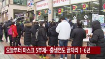 [YTN 실시간뉴스] 오늘부터 마스크 5부제...출생연도 끝자리 1·6년 / YTN