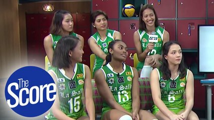 The DLSU Lady Spikers are ready to reclaim lost glory this UAAP S82 | The Score
