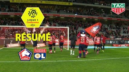 LOSC - Olympique Lyonnais (1-0)  - Résumé - (LOSC-OL) / 2019-20