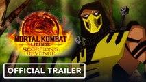 Mortal Kombat Legends  Scorpion's Revenge - Exclusive Official Trailer (2020)