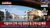 """이탈리아 확진자 7천명 넘어…전문가 """"팬데믹 단계"""""""