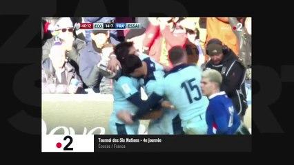 ZAP Sports.fr du 9 mars 2020