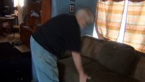 Angry Grandpa - Destroys Furniture!