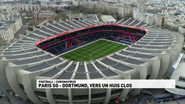 Paris SG - Dortmund, vers un huis clos