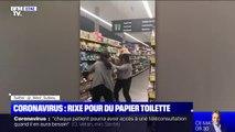 En Australie, le coronavirus engendre des bagarres pour du papier toilette dans les supermarchés