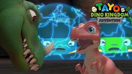 *NEW* Tayo Dino Kingdom Full Episode l Tayo Adventure Series l Tayo the Little Bus
