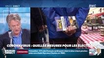 Nicolas Poincaré : Quelles mesures pour les élections face au coronavirus ? - 09/03