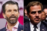 Trump Jr. wants to debate Hunter Biden on who benefited more from fathers