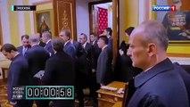 ذل الانتظار ومرارة الانكسار.. أردوغان ينتظر الإذن للقاء بوتين.. فيديو