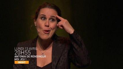 Antonia de Rendinger : Moi Jeu