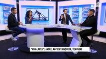 Le Débrief de Non Stop - André réagit aux polémiques sexistes de Koh-Lanta