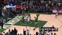 Giannis Antetokounmpo était en feu cette nuit. Milwaukee Bucks ⚪️ 123-102 ☘️ Boston Celtics