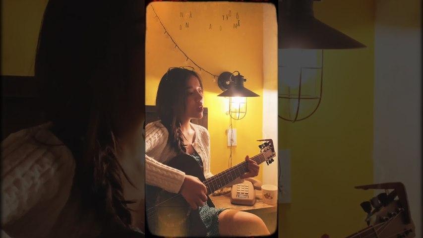 SAO ANH CHƯA VỀ NHÀ ( Amee ) - Acoustic cover by LyLy