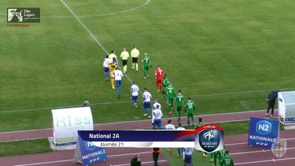 N2 : FC Mulhouse - SC Schiltigheim