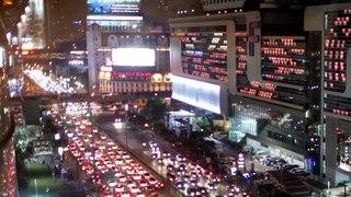 A más densidad de población menos CO2 per cápita