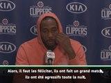 """NBA - Kawhi : """"Notre rythme de jeu était trop lent ce soir"""""""
