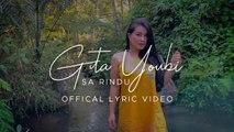 Gita Youbi - Sa Rindu (Official Lyric Video)