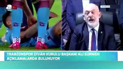 Trabzonspor, MHK Başkanı Zekeriya Alp'i istifaya davet etti