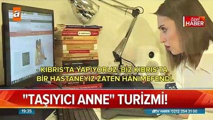 Türkiye'de yasak olmasına rağmen internetten ilan veriyorlar! Ev fiyatına taşıyıcı annelik