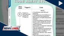 DOH explains COVID alert levels