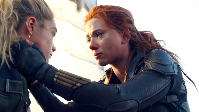 Black Widow with Scarlett Johansson - Official Final Trailer