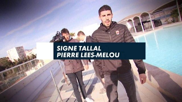 Signé Tallal avec Pierre Lees-Melou