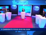 Municipales : 4 candidats à Rive-de-Gier débatent sur TL7 - Elections Municipales Loire 2020 - TL7, Télévision loire 7